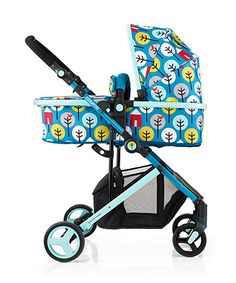 Cosatto Wish Pram and Pushchair Travel System- My Space