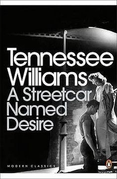 "A Streetcar Named Desire  ""Viar"" by Tennessee Williams    My pal joke and use my last name Viar as Desire!"
