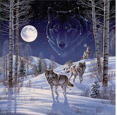 78a630b118a101391746b7f6938d2354--buffalo-art-wolf-artwork.jpg (700×691)