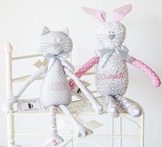 #forkids #handmade #rękodzieło #handmadeforkids #toys #bunny #cat #dladzieci #szyciedladzieci #przytulanka #handmadecrafts #dziecko #kids
