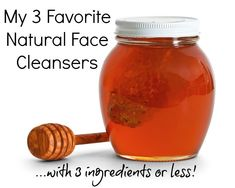 My 3 Favorite Natural Face Cleansers (with 3 ingredients or less - Natural face cleansers - Skin Care Natural Face Cleanser, Natural Exfoliant, Natural Skin Care, Natural Oils, Natural Beauty, Homemade Beauty Products, Facial Products, Health Products, Body Products