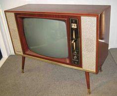 Retro 1960's Philips TV