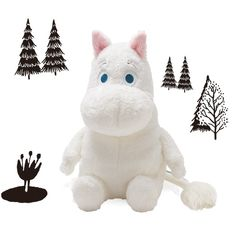 Moomin, I'll never let you go~~~
