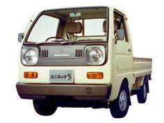 Mitsubishi Minicab 5 Truck '1976–77