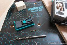 Gabarit de perçage Wolfcraft Undercover Jig