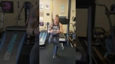 "Every BODY's Fit ""FIT Clip"" 486 Video: Single Leg Cross Squat for Legs/G..."