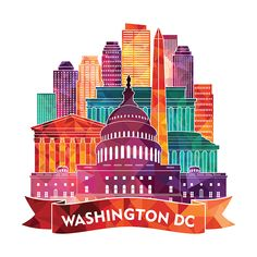 Find Washington Dc Skyline Vector Illustration stock images in HD and millions of other royalty-free stock photos, illustrations and vectors in the Shutterstock collection. Washington Dc, All White Background, City Drawing, Snapchat Stickers, City Illustration, World Cities, Instagram Highlight Icons, Sell Your Art, Travel Posters