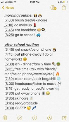 Get in the mood for back to school Health , Adolescent Health , Children Health , Daily Routine , Ni Morning Routine School, After School Routine, School Routines, Daily Routines, Beauty Routines, School Health, Kids Health, Children Health, Dental Health