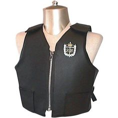 0a11300b7 Phoenix Pro Max Rodeo Youth Vest 2030 is just like the 2020 black ...