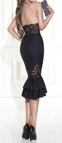 Z56 2015 tarik ediz new collection party dresses vestidos de festa lace black dress party evening elegant cocktail dresses