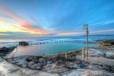 Mahon Pool Maroubra New South Wales