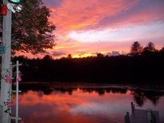 Pemi Shore Cottages Sunset Cabin Rentals, Cottages, Celestial, Sunset, Pictures, Outdoor, Photos, Outdoors, Cabins