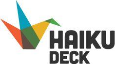 Tema 3, Didáctica de la secuencia númerica, utilizamos Haiku Deck, herramienta para realizar presentaciones, es un poco más complicada para utilizar que las dos anterirores pero da grandes resultados.