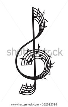Stock Images similar to ID 59090122 - music waving background ...