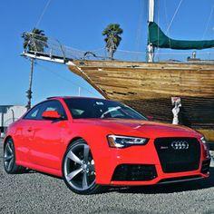 2013 Audi RS5 Test Drive