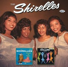 The Shirelles' first two albums are combined onto a single-disc CD on this…