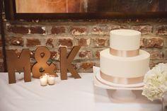 Mandy + Kyle's Charleston Wedding @ McCrady's Restaurant // The Burlap Elephant