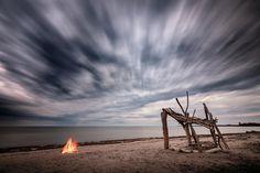 Some Beach Somewhere by Bradley P Smith