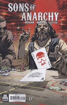 soa comics | BOOM! Studios's Sons of Anarchy Issue # 17