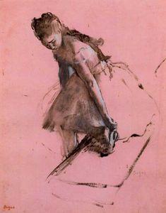 französischer impressionist edgar gestorben 1917