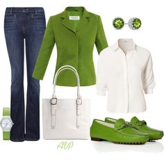 Ralph Lauren Kiwi Loafers by amy-phelps on Polyvore