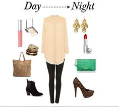 Inspiration look Day to night : Inspiration look Day to night : day to night outfits  Google Search