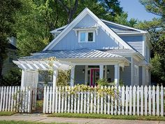 Atlanta Cottage: SOLD, Sight Unseen | Content in a Cottage
