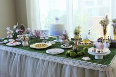 Anna Biondo: Faries and love Baby Shower