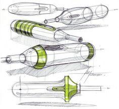 78 Sketch A Day, Hand Sketch, Sketch Design, Layout Design, Presentation Techniques, Sketching Techniques, Sketches Tutorial, Industrial Design Sketch, Copic Sketch