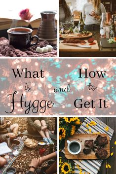 What is Hygge and How to Bring it into Your Life - Discover what hides behind that magical funny-looking word hygge and learn how to get that cozy wonderful feeling and keep it in your life. Get In The Mood, Bring It On, Neon Cakes, What Is Hygge, Decadent Chocolate Cake, Hygge Life, Themes Photo, Neon Party, Party Lights