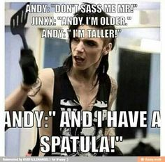 andy biersack as a kid - Google Search