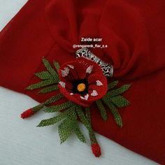 Needle Lace, Brooch, Jewelry, Check, Craft, Pattern, Jewlery, Bijoux, Brooches