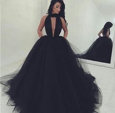 Tulle Sexy Handmade Prom Dress,Long Prom Dresses,Prom Dresses,Evening Dress, Prom Gowns, Formal Women Dress,prom dress,Z110 by Cocopromdress, $170.00 USD