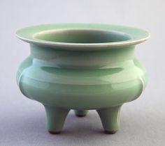 Longquan Censer - China - Qing Dynasty