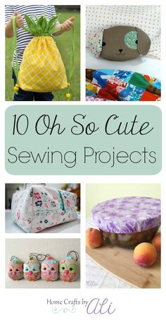 It's Bunny Time! I don't know about you, but I love sewing for Easter. Here's not one bunny sewing pattern, but 20 free sewing patterns with a bunny to inspire you to sew for Easter – or anytime! Cute Sewing Projects, Sewing Projects For Beginners, Sewing Hacks, Sewing Tutorials, Sewing Crafts, Sewing Tips, Diy Projects, Dress Tutorials, Beginer Sewing Projects
