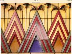 Art Deco Bathroom, Ipad 4, Tiles, Wall Decor, Decoration, Room Tiles, Wall Hanging Decor, Decor, Tile