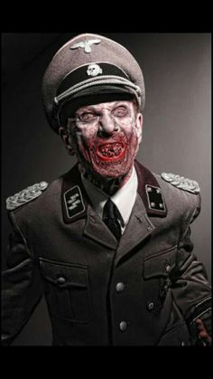 Zombie Nazi Solider