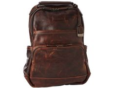 Men's Logan Antique Pull Up Backpack by Frye » Review