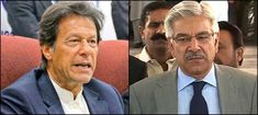 Imran Khan raises concerns over NABs apathy to take action against Khawaja Asif