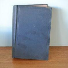 Vintage book Latin Grammer Gildersleeves 1913
