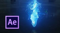 Fluid Simulations With Particular | After Effects Tutorial