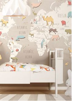 Where is disneytown playrooms ocean and walls great idea to use with magscapes magnetic wallpaper and custom magnets gumiabroncs Choice Image