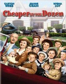 Cheaper by the Dozen - Clifton Webb, Jeanne Crain
