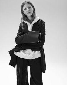 pièces maîtresses: anabel krasnotsvetova and maria zakrzewska by sascha oda for marie claire france february 2016 | visual optimism; fashion editorials, shows, campaigns & more!