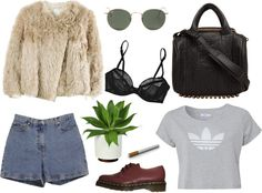 """I need to live in New York City"" by au-urora ❤ liked on Polyvore"