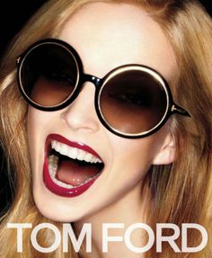 Tom Ford glasses. Absolutely need a pair. Gimme. Gimme. Gimme.