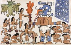 """The 85th Anniversary of the Diego Rivera - John Weatherwax Contract Signing for """"Popol Vuh"""" Illustrations   The Bowers Museum Blog"""