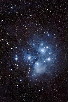 Pleiades star system