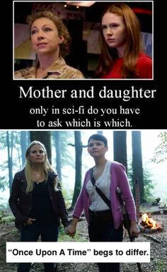 """Both """"Doctor Who"""" and """"Once Upon A Time"""" are great shows, but they can be extremely confusing."""