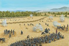 The Battle Of Port Republic, June 9